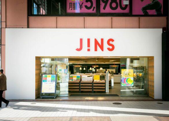 JINS熊本上通り店