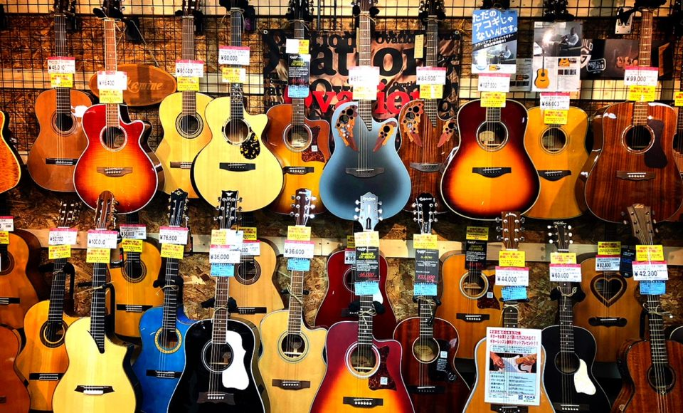 大谷楽器店の写真